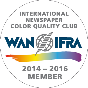 International Newspaper Color Quality Club Member