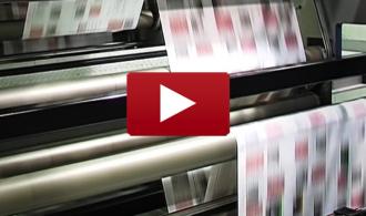 Zeitungsdruck - Film