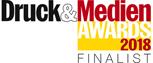 Druck&Medien Award Finalist 2018